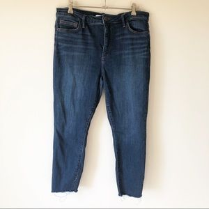 Sam Edelman Stiletto High Rise Skinny Crop 33